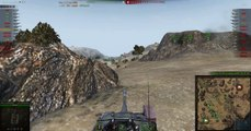 World Of Tanks Dicker Max gameplay and 3 E-25 all over the map
