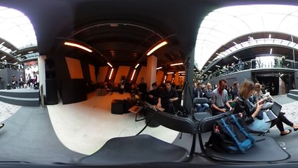 Interchange Opening - VR 360 video - Music Panel moderated by Howard Gray (Founder H Bureau)