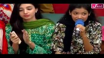 Amazing Twin Sisters Singing Songs In Live Morning Show Salam ZIndagi