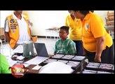 Nieuws 19 juni 2015   Lions Club en Optiek Ninon voeren samen brillenproject in Nickerie uit