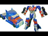 Transformers Optimus Prime power attacker toys 트랜스포머 옵티머스프라임 장난감