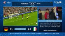 Euro 2016 : Allemagne vs Italie [1-1] Tirs Au But [6-5].