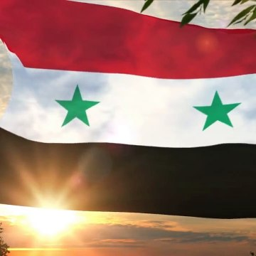 National Anthem Syria