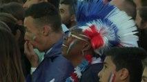 Foot - Euro - Bleus : Le film du match en fan zone