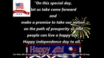 Happy 4th Of July,Happy Independence day,Wishes,Greetings,Happy Birthday America,Whatsapp Video