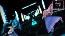 Rheinbeat - Sexy Cartoon Girls Dance - Dubstep RB Party - 2016