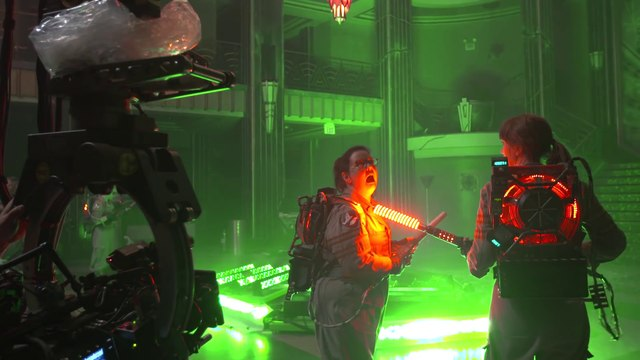 """Ghostbusters - Official """"Gadgets"""" Featurette [HD]"""