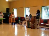 Batizado 2008 Capoeira Corpo e Movimento - Maculelê Parte 1