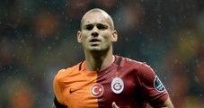 Galatasaray, Wesley Sneijder'e 750 Bin Euro Ceza Kesecek