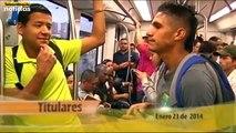 Titulares Teleantioquia Noticias AM  - Jueves 23 de enero de 2014