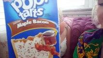 Pop Tart Review #39 Maple Bacon Flavour Pop Tarts