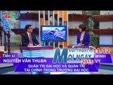 Quản trị ĐH và quản trị tài chính trong trường ĐH - TS. Nguyễn Văn Thuận | ĐTMN 111215