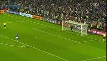 Penalty raté de Simone Zaza (Allemagne-Italie)