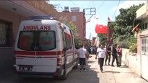 Şehit Jandarma Astsubay Üstçavuş İsmail Demir'in Babaevinde Yas Var