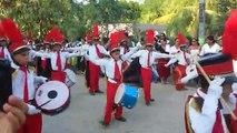 Desfile  15 de septiembre, Campo La Fragua