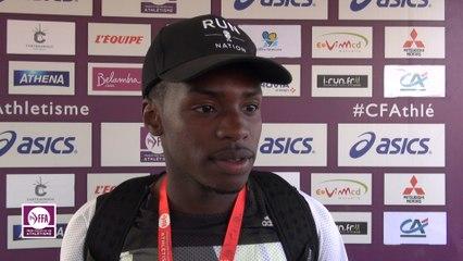 Martin Lamou : « Excité par le concours juniors »