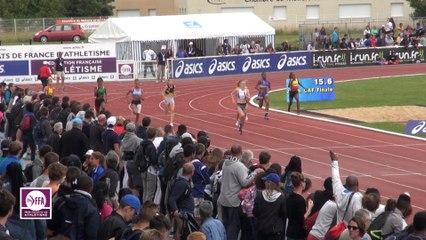 CF Cadets-Juniors : Finale 200 m Cadettes