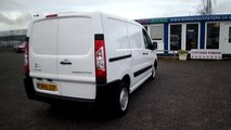 CITROEN DISPATCH 1000 L1H1 1.6 HDI,SLIDING DOOR,CENTRAL LOCKING ALL ROUND FG BARNES FD65SZF