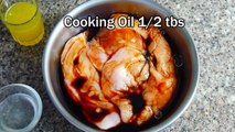 Grilled Orange Chicken