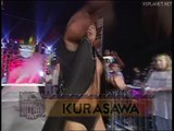 Disco Inferno vs Kurosawa, WCW Monday Nitro 01.07.1996