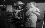 Man Made Monster [The Atomic Monster] (1941 science fiction horror film official trailer) - Lon Chaney Jr.