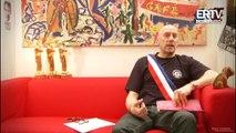 Impressionnant mouvement de foule dans la fan zone de Paris pendant Allemagne-Italie