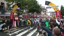 La minute maillot jaune LCL - Étape 2 (Saint-Lô / Cherbourg-en-Cotentin) - Tour de France 2016