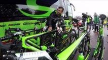 Onboard camera / Caméra embarquée - Étape 2 (Saint-Lô / Cherbourg-en-Cotentin) - Tour de France 2016
