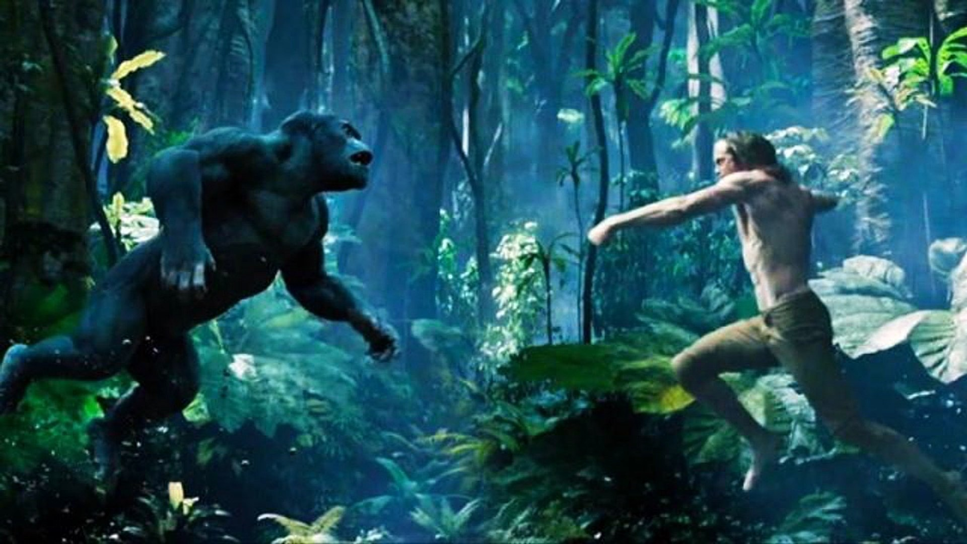 Watch The Legend Of Tarzan In Hd