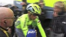 """Contador : """"Je suis très touché"""""""