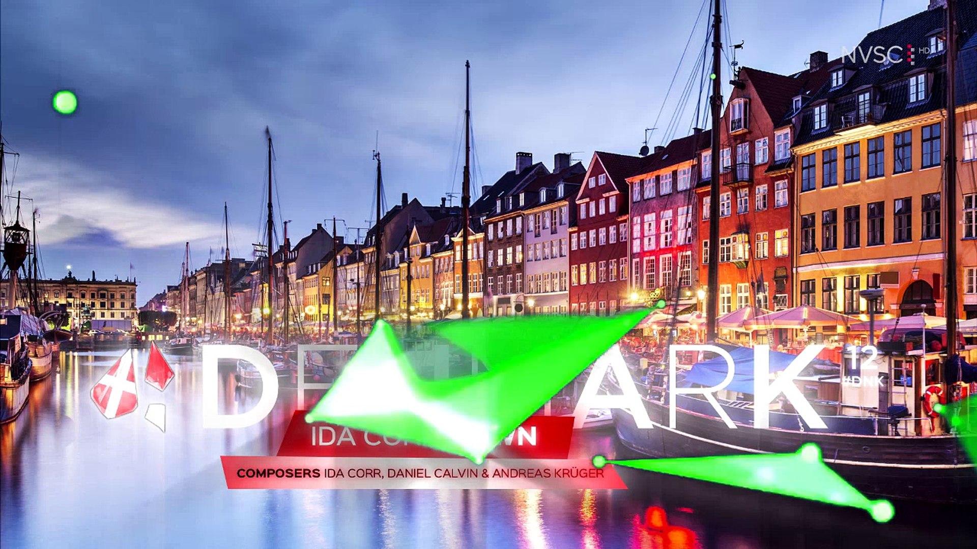 Ida Corr - Down (Denmark) (NVSC #19 Grand Final)