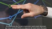 Leatherman Tread, le couteau suisse 25 outils en bracelet [Sous-titre français]