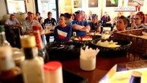 France-Islande : à Grindavik, les Islandais fiers de leurs Vikings