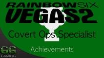 Tom Clancys Rainbow Six Vegas 2 - Covert Ops Specialist Achievement