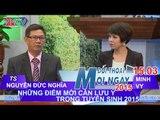 Điểm cần lưu ý trong tuyển sinh 2015 - TS. Nguyễn Đức Nghĩa | ĐTMN 150315