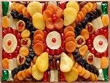 Broadway Dried Fruit Gift Basket