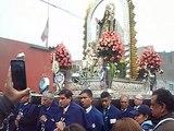 PROCESION DE LA VIRGEN DEL CARMEN DE LIMA (03/07/2016 - 1)
