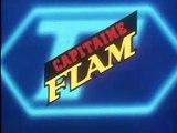 CAPITAINE FLAM generique dessin animé