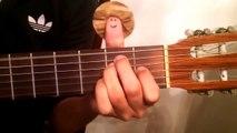 Ce pouce joue de la guitare comme un pro !
