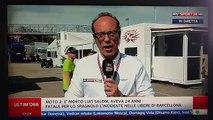 Luis Salom muore a Barcellona | Sky Sport Hd | Funny Sport | Funny moto