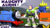 HUNT THE ALIENS --- Join Woody and Buzz Light-year as they search for the naughty aliens in this unboxing review toy story, Featuring Thomas and Friends, Paw Patrol, Mr Potato Head and many more family fun toys, Second half features Batman and the Joker