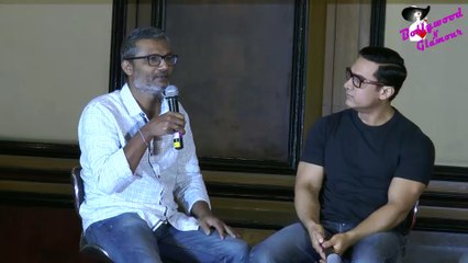 ''Amir Khan Is The Most Easy Going Star To Work With'' - Director Nitish Tiwari