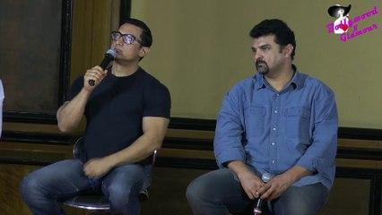 'Dangal' Amir Khan Talks About 4 Daughters