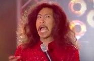 L'humoriste Chinois Marrant se fait siffler par les spectateurs du festival de Poupet !