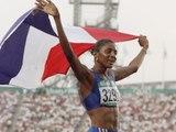 J-7 : Marie-José Pérec, la divine athlète