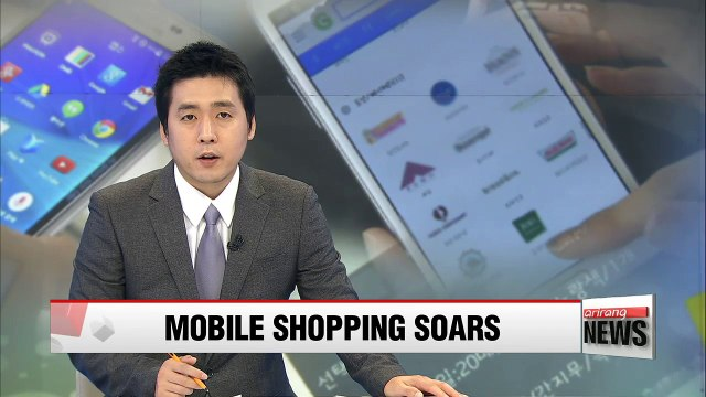 Mobile shopping sales hit record high in May, soaring 42 percent