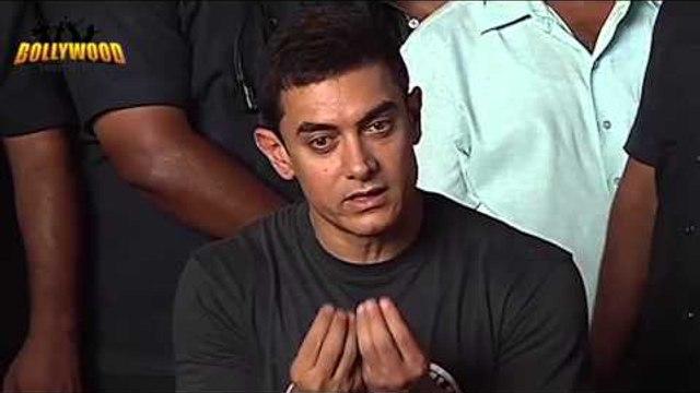 Bollywood Actor Aamir Khan Celebrates 100 years of Bollywood Cinema