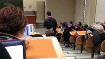 Red Bull #airmail @ Amphi H / Université Toulouse Capitole 1