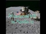 Misplaced hill in Apollo 15