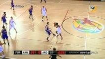 Сборная Армении по баскетболу - чемпион Европы среди малых стран